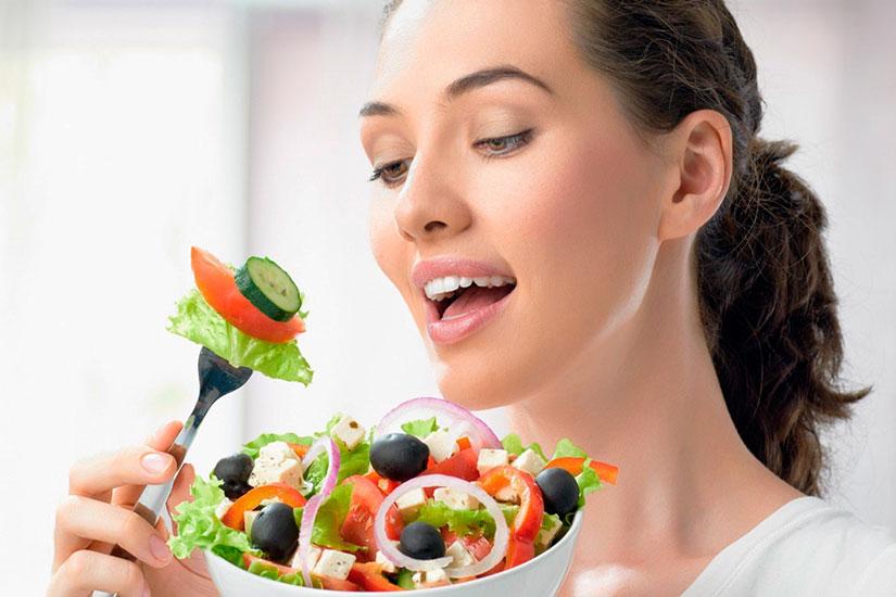программа правильного питания для похудения для девушек
