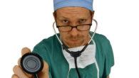 Какой врач что лечит?