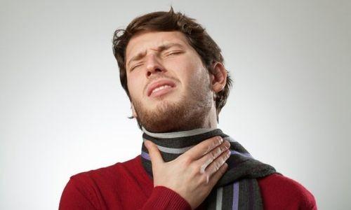 Заболевание щитовидной железы у мужчин