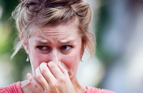 чем отбить запах табака изо рта