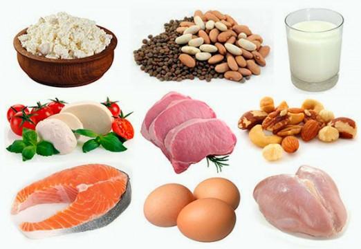 Углеводно-белковая диета