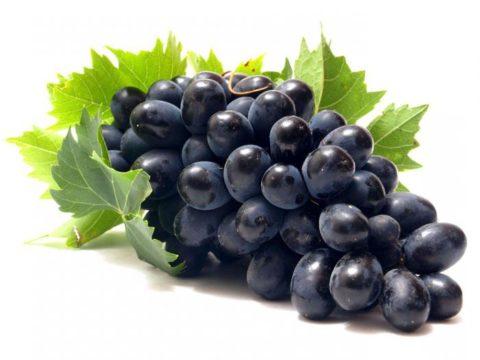 Панкреатит и виноград