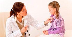 Симптомы щитовидки у детей