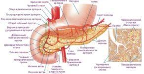 Увеличение поджелудочной железы
