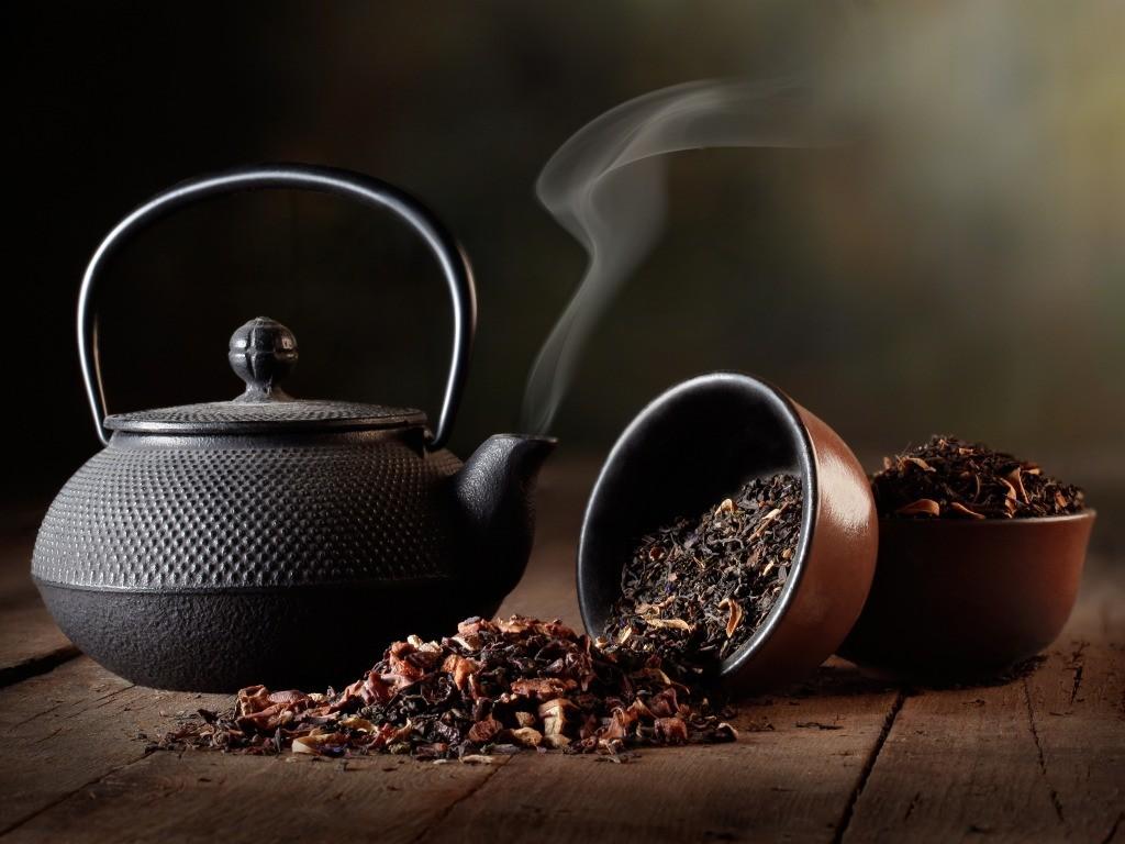 какой чай будем пить