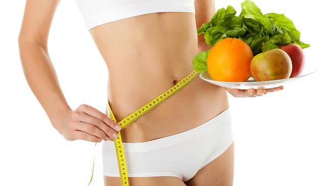 здоровое похудение