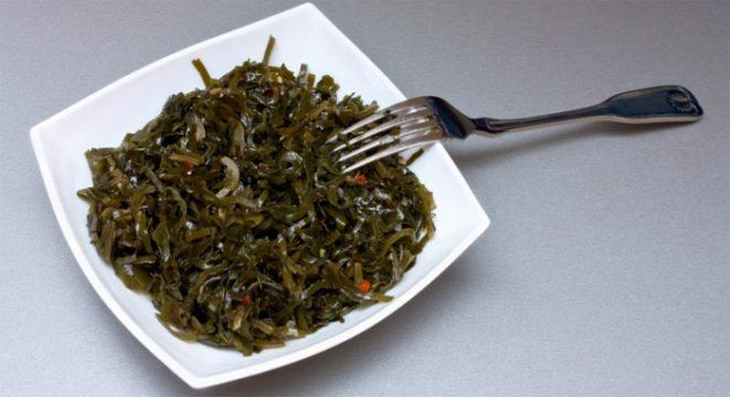 При панкреатите можно кушать морскую капусту