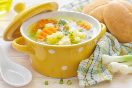 Можно есть грибной суп при панкреатите