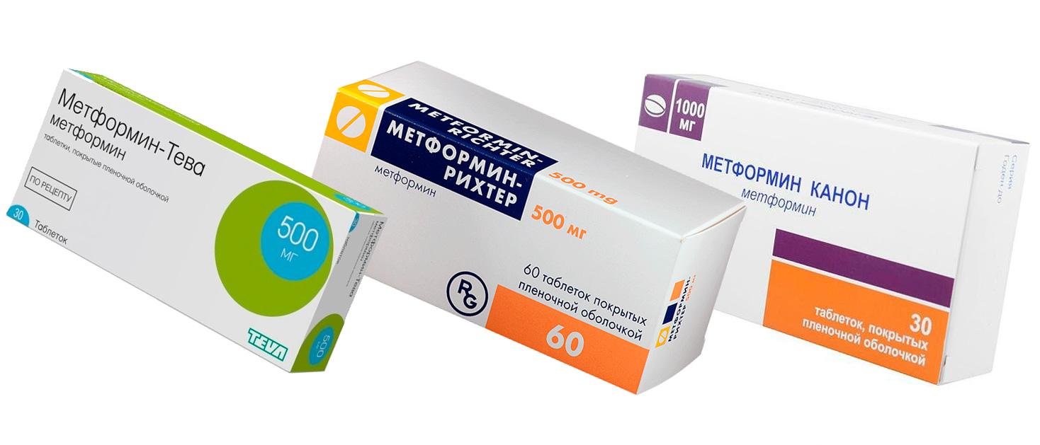 как пить метформин для похудения